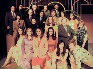 Watergate Cast