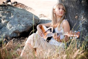 Nataly Lola performs at the Shell Cafe and other venues throughout the Central Coast