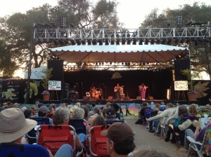 Live Oak Music Festival - a Central Coast fav.